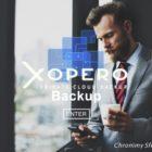 xopero backup webinarium