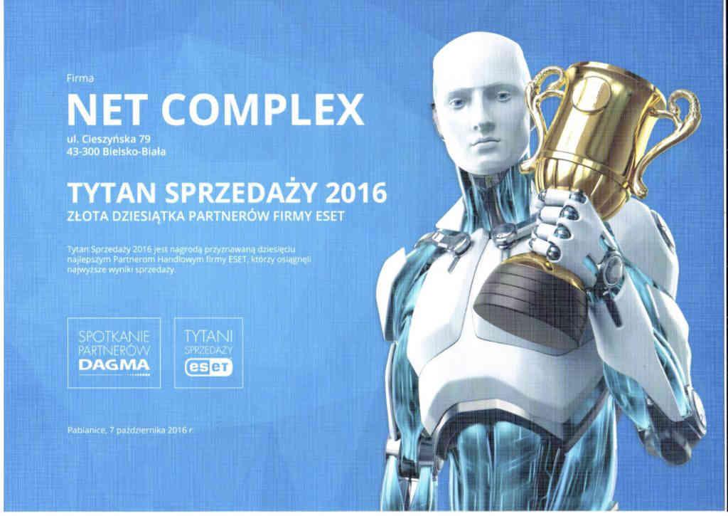 ESET Tytani 2016 1024x725 1 - Net Complex poraz kolejny ztytułem - netcomplex