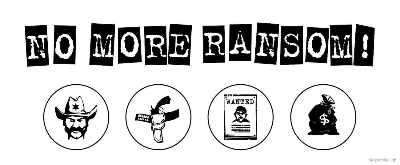 klp no mo ransom logo 1 - No More Ransom wzmacnia swoje szeregi - netcomplex