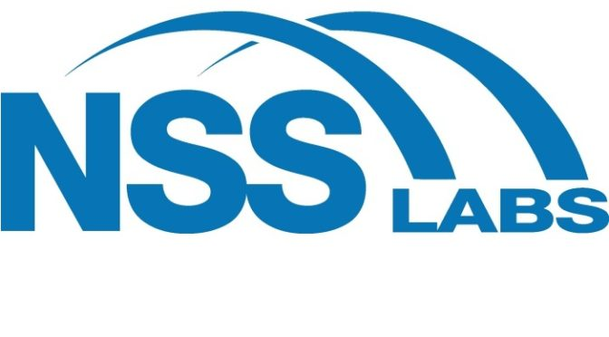 NSS Labs – test Next Generation Firewall 2017