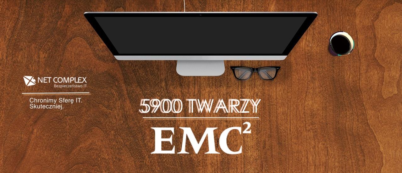 EMC6 - 5900 twarzy EMC. Firma nagrodzona przezorganizację IEEE - netcomplex