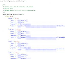 aktualizacja kod allegro - Allegro: wyciek kodu źródłowego niektórych plików PHP - netcomplex