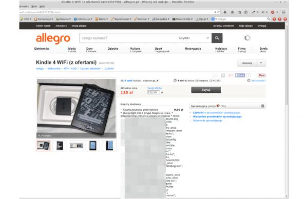 allegro kod zrodlowy - Allegro: wyciek kodu źródłowego niektórych plików PHP - netcomplex