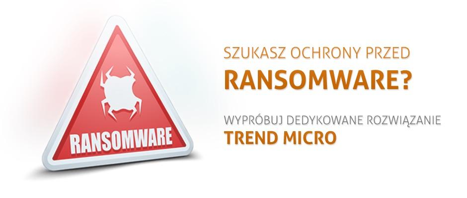 trend micro - Trend Micro - dedykowana ochrona przedransomware - netcomplex