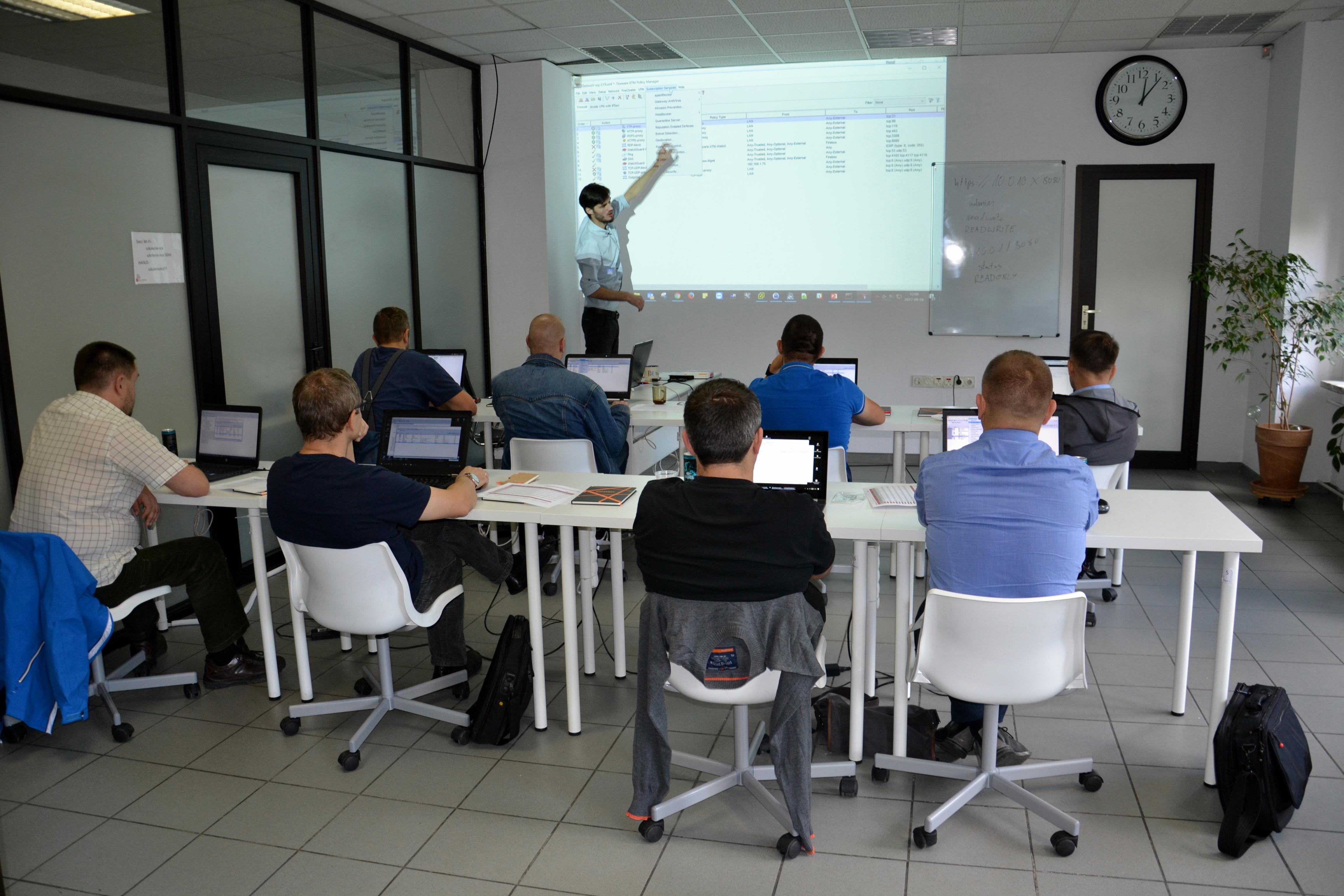 wg warsztaty2 - Warsztaty WATCHGUARD wNet Complex - już zanami! - netcomplex