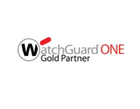 WatchGuard One- złoty partner
