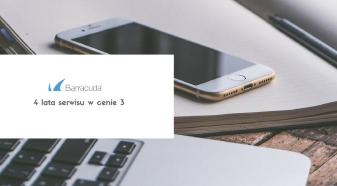 Barracuda Email Security Gateway – chroń pocztę elektroniczną taniej!