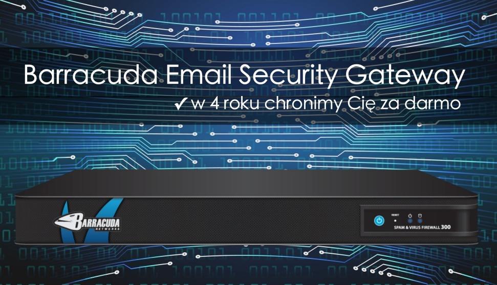 barracuda email security gateway - Barracuda Email Security Gateway - chroń pocztę elektroniczną taniej! - netcomplex