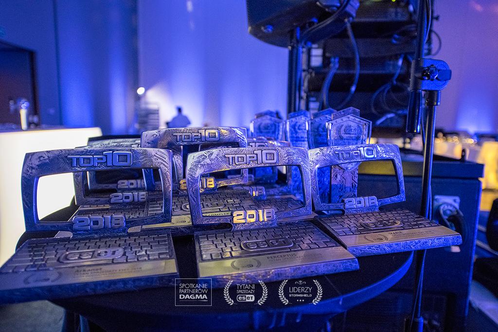Net Complex Tytanem Sprzedaży ESET w 2018 roku
