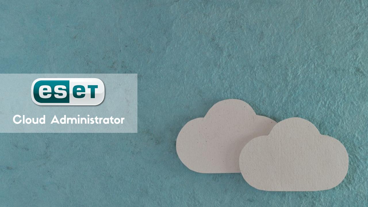 cloud administrator