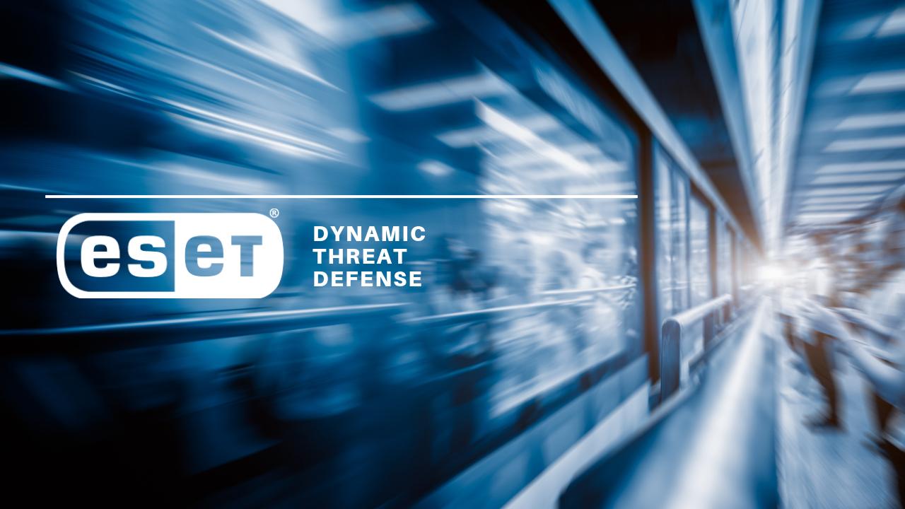 Dynamiczny mechanizm ochrony sieci z ESET Dynamic Threat Defense