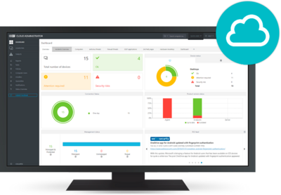 Monitor ECA - Premiera ESET Cloud Administrator - co nowego? - netcomplex
