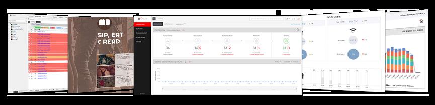 hdr wificloud demo - Zabierz WatchGuard Wi-Fi Cloud najazdę testową - netcomplex