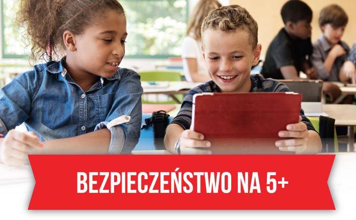 """UTM dla edukacji: WatchGuard produkt na """"5"""" z plusem."""