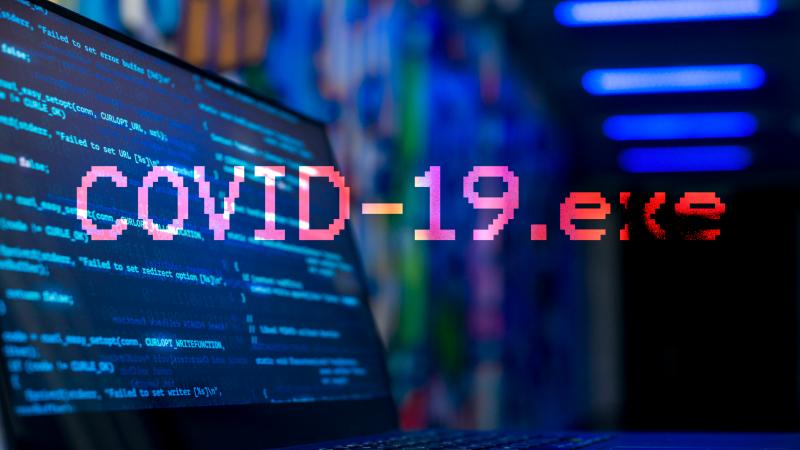 Hakerzy zarażają złośliwym oprogramowaniem COVID-19.exe