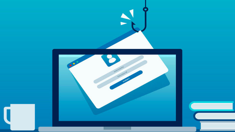 Phishing ukryty w poczcie z PayPal