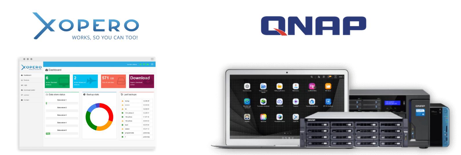 qnapixopero - Darmowy pakiet bezpieczeństwa doochrony sieci - netcomplex