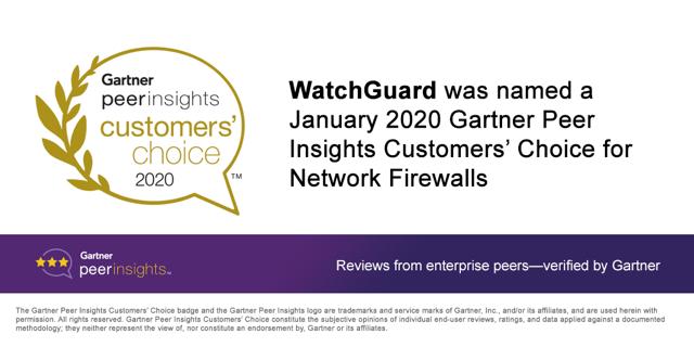 social gartner peer - Magiczny kwadrat Gartnera dlaNetwork Firewalls 2020 - netcomplex