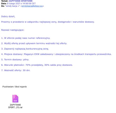 mail trojan - Trojan - sprytne działanie. Blokada przezTrend Micro - netcomplex