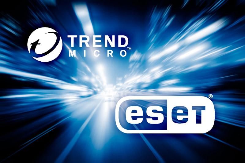 trend mircro i eset w gronie najlepszych